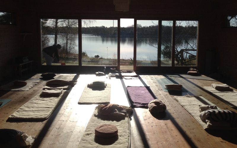 Yogaretreat i Stockholms skärgård 24-26:e april 2015!