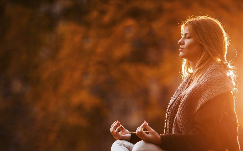 NYHET! YinYoga & Meditation varje fredagslunch kl 12-13! Start 17/11