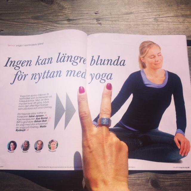 Yoga För Dig - Om MediYoga
