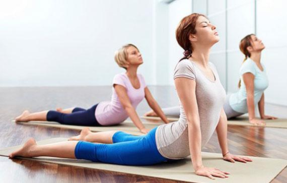 Nya Kursstarter i Lugn Yoga 30:e okt-2:e nov!