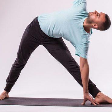 Hatha Yoga för Män