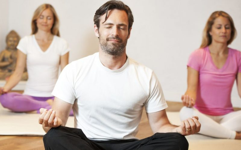 Nya Kursstarter hos YogaMana Östermalm 9-13:e april