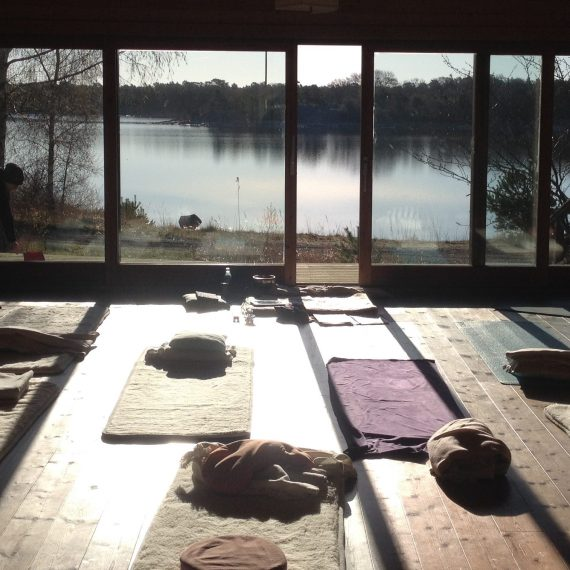 YogaRetreat på Idöborg 10-12:e nov