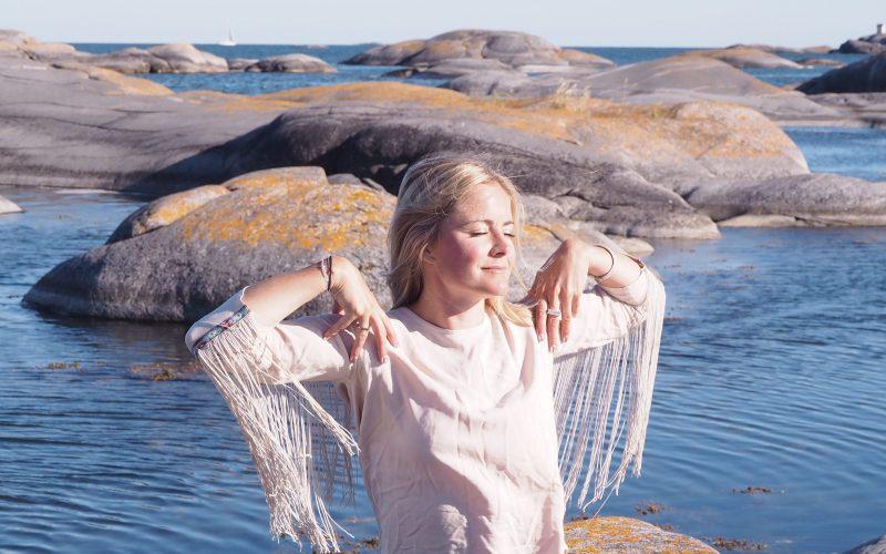 Yogaretreat på Idöborg 26-28 april 2019 med Medicinsk Yoga, Bastu, Massage, föreläsning & Skärgård!