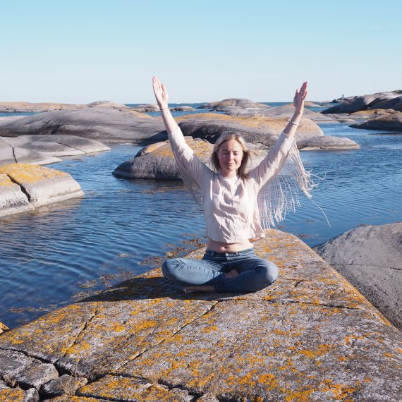 "Yogaretreat på Idöborg 26-28:e april 2019 med Medicinsk Yoga  – Tema: ""Clean Reset"""