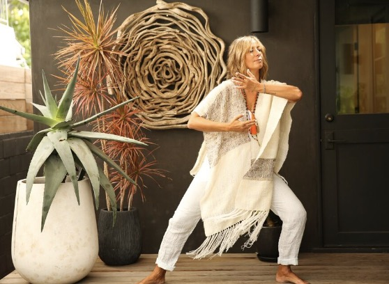US Yogi Maya Fiennes is coming to YogaMana for 2 workshops February 16-17th 2019!