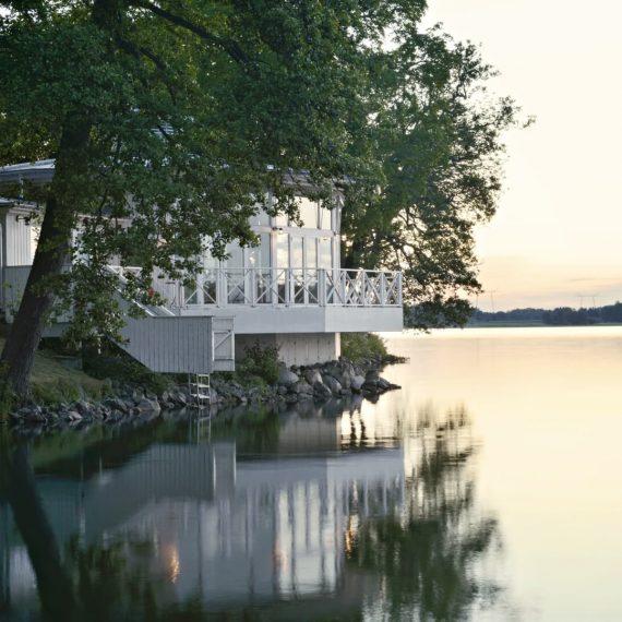 """Yogaretreat Skytteholm 11-12 maj 2019 – """"Stressfri"""" med Medicinsk Yoga, Bastu & Mälarbad"""