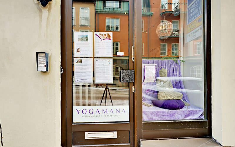 Hela kursschemat i yoga start 2-8 sep!