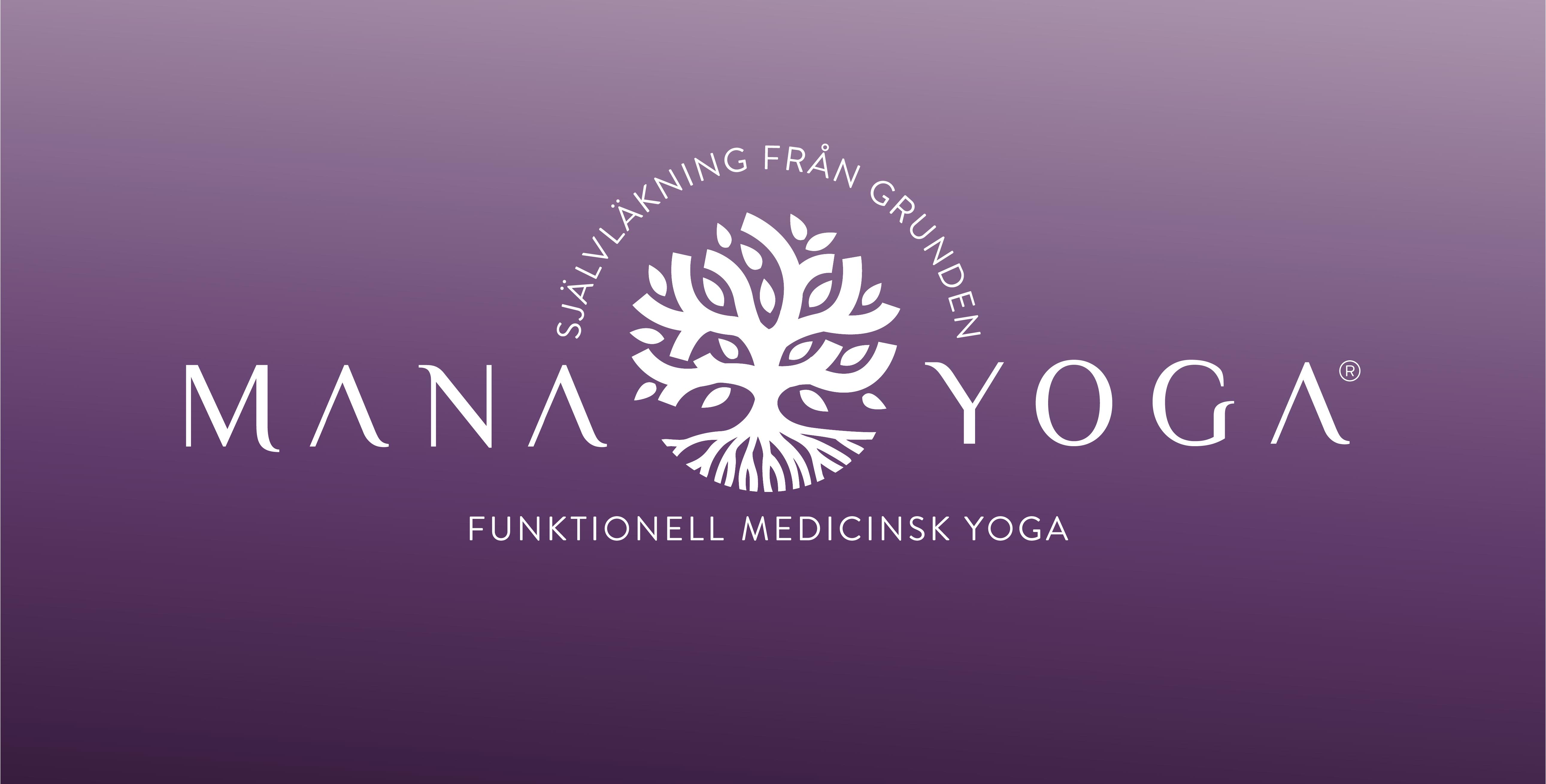 ManaYoga - Funktionell Medicinsk Yoga