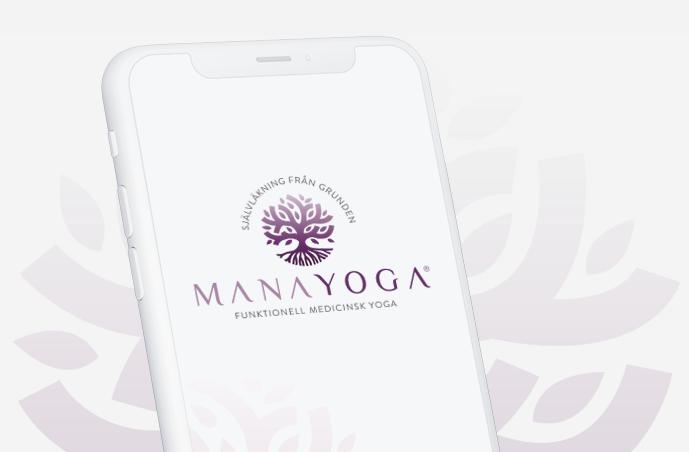 ManaYoga App - Funktionell Medicinsk Yoga med yogavideos o olika längder för självläkning