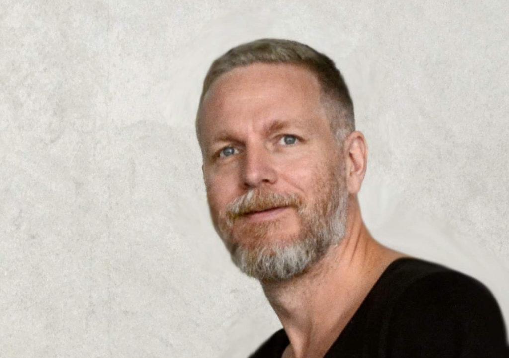 Fredrik Binette lärare YogaMana Sibyllegatan 67 Östermalm Stockholm