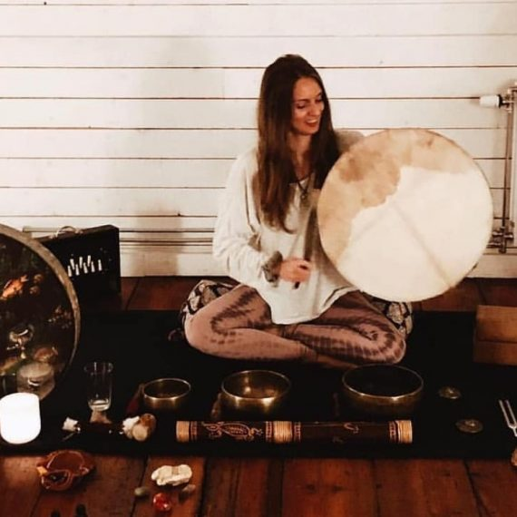 Yin & Soundbath -27 dec kl 15-18