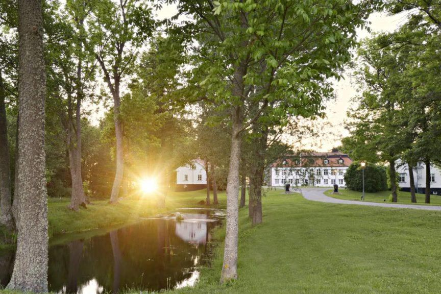 "Yogaretreat Skytteholm 6-7 juni 2020 - ""Kroppen talar"""