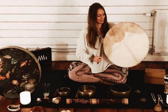 Yin & Soundbath – Fre 27 dec kl 15-18