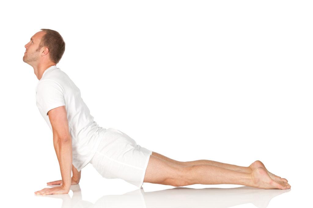 Yoga för Stela Män på YogaMana Östermalm