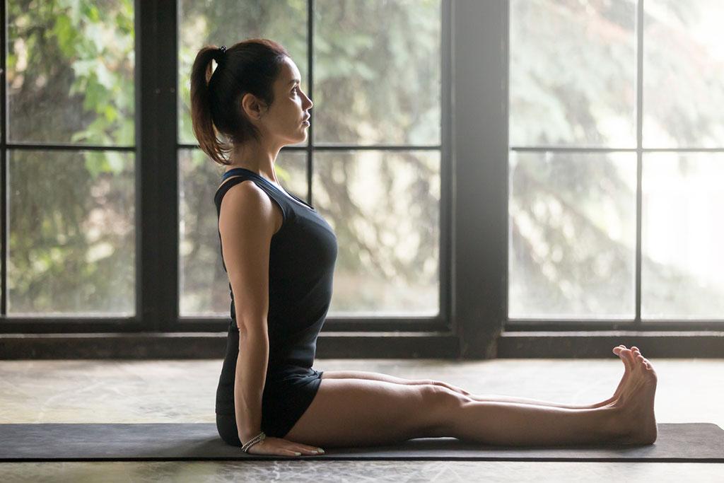 Yoga för din Hållning``- Lör 9/5 kl 13 med Jonas Rådahl