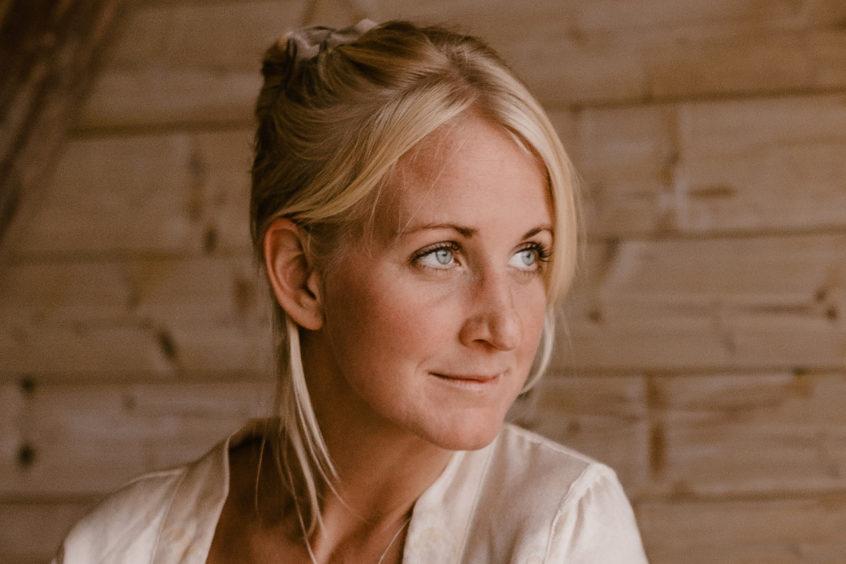 Martina Törnvall Yogalärare på YogaMana
