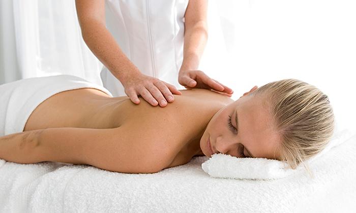 Medicinsk- och Klassisk Massage med Lisa Säfwenberg