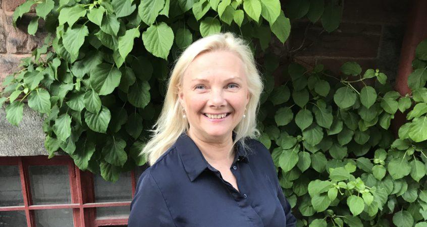 Kostrådgivare Helena Stenberg på YogaMana