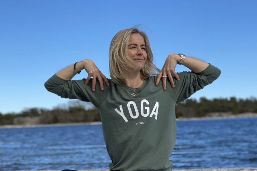 "Yogaretreat 6-9 juli 2020 - ""Själens Näring"" med ManaYoga på Idöborg"