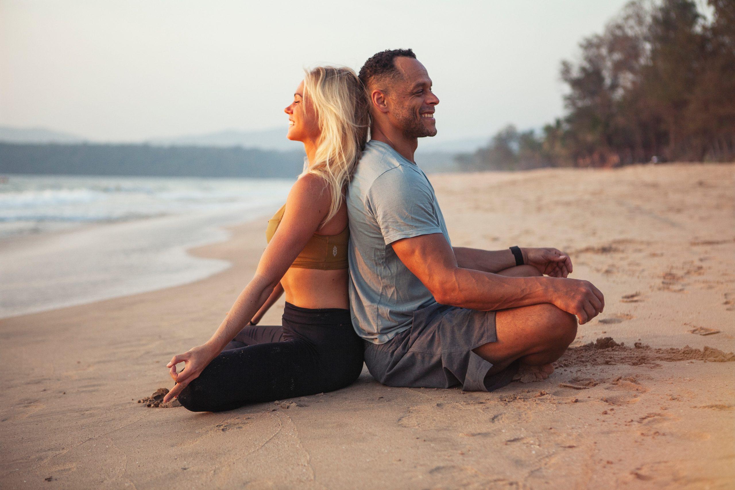 SynEnergy med Karl Dyall & Josefine Bengtsson Lör 26 sep kl 11-14 på YogaMana