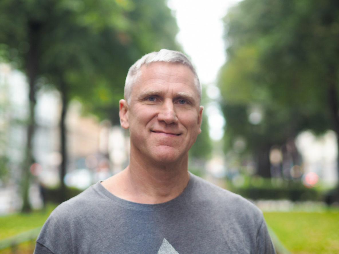 Samtalscoaching med Erik Ekstrand på YogaMana Studio Östermalm