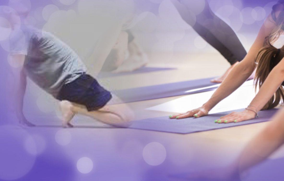 After Work Yoga med Jonas Rådahl varje Fredag 15.30-17.00 på YogaMana Center Östermalm
