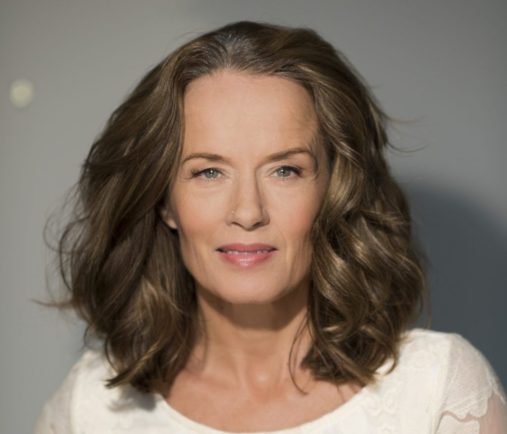 Malin Berghagen yogalärare på YogaMana Östermalm