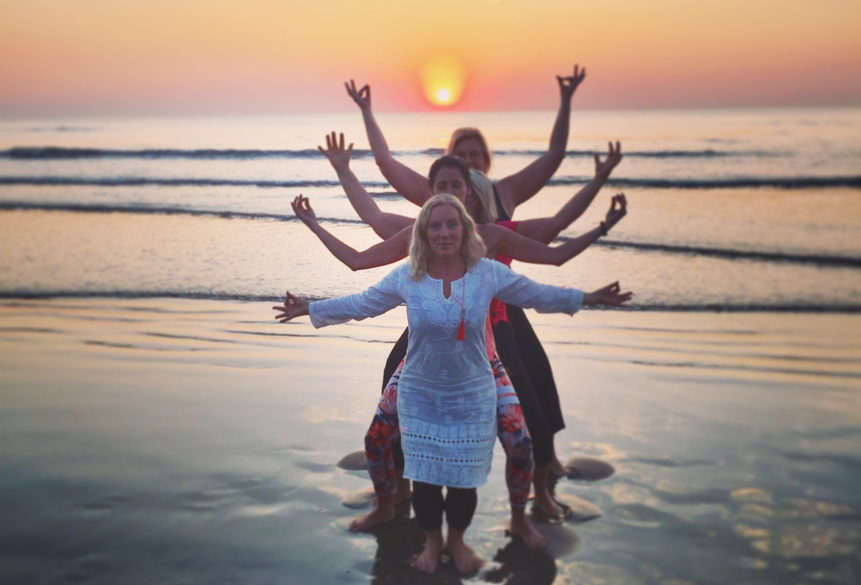 Yogini Yoga Workshop - Shakti Power