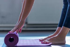 PY Yoga på YogaMana Östermalm